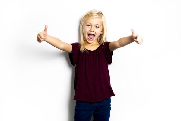 Crianças felizes têm no inglês um passaporte para a vida