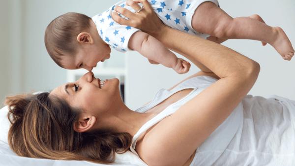 Helen Doron English permite reforçar os laços com o seu bebé