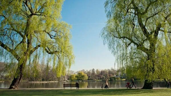 Regent's Park um dos mais emblemáticos parques de Londres