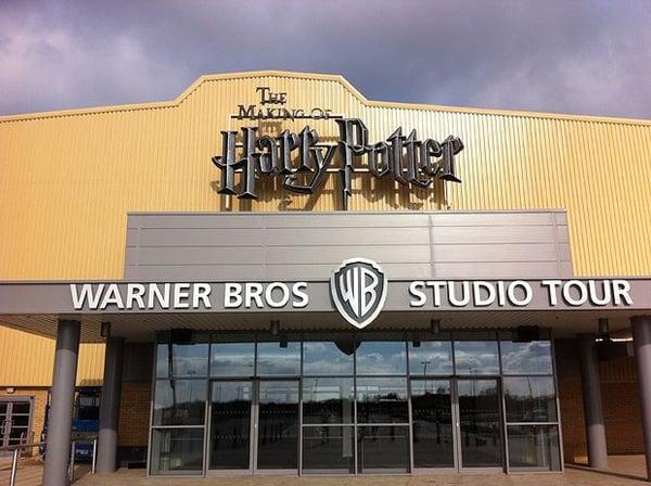 Warner Bros studio tour London